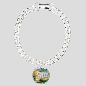 fresh Charm Bracelet, One Charm