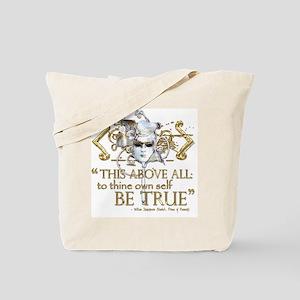 hamlet3-blanket Tote Bag