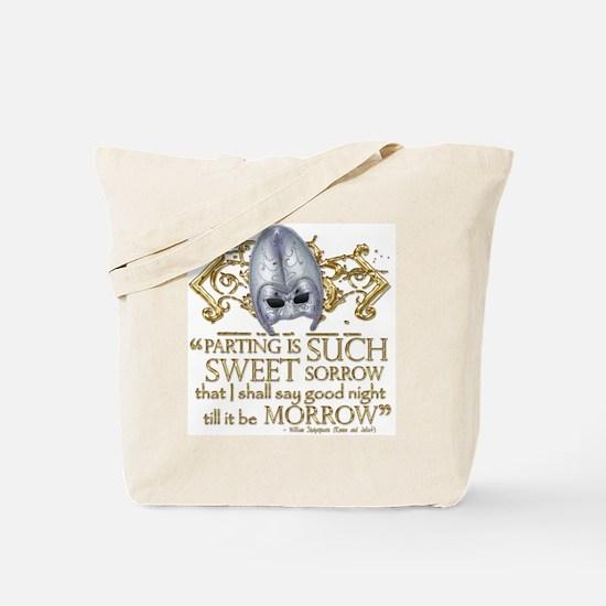 romeoandjuliet1-blanket Tote Bag