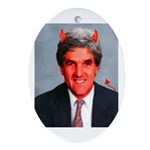 John Kerry Oval Ornament