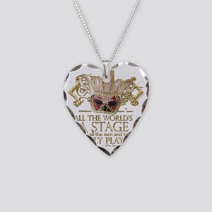as you like it 2 Necklace Heart Charm