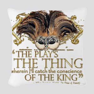 hamlet Woven Throw Pillow