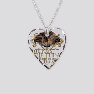 hamlet Necklace Heart Charm