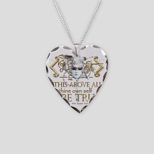 hamlet3 Necklace Heart Charm
