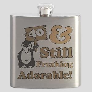 Adorable40 Flask