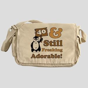 Adorable40 Messenger Bag