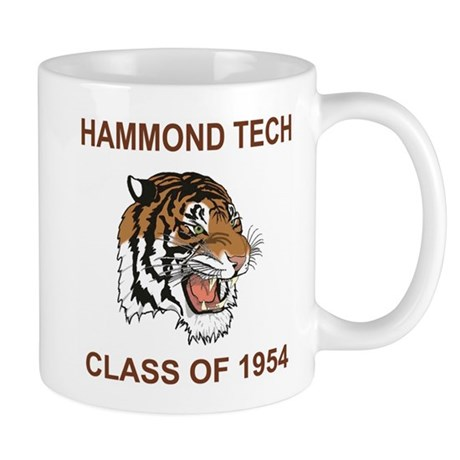 Hammond Tech<BR>1954 Coffee Cup 1