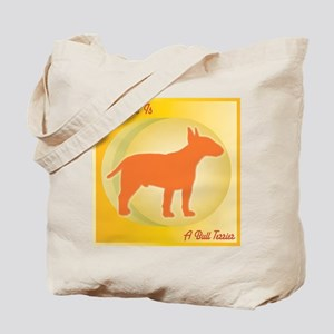 Terrier Happiness Tote Bag