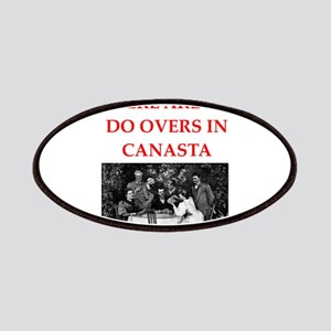 CANASTA. gifts t-shirts Patches