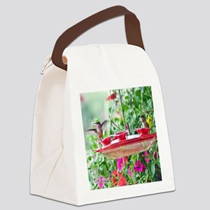 Hum-1469-8x8 Canvas Lunch Bag