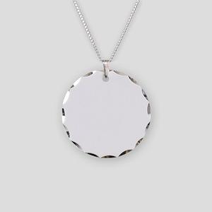 Cullen Athletics dk Necklace Circle Charm
