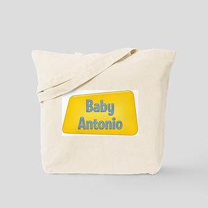 Baby Antonio Tote Bag