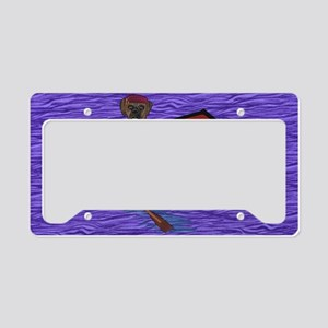 7 by 5 2 License Plate Holder