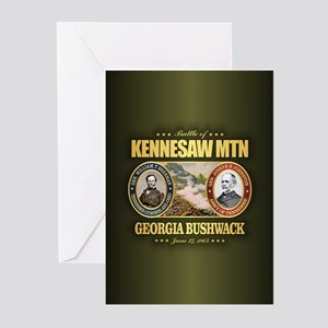 Kennesaw Mountain Greeting Cards