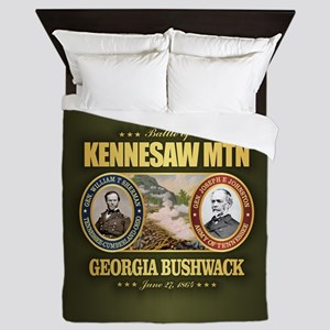 Kennesaw Mountain Queen Duvet