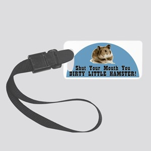 HAMSTERg Small Luggage Tag