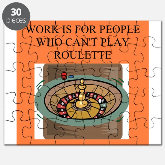 funny games player joke roulette Puzzle