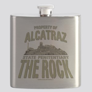 PROPERTY OF THE ROCK Flask