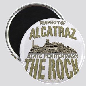 PROPERTY OF THE ROCK Magnet