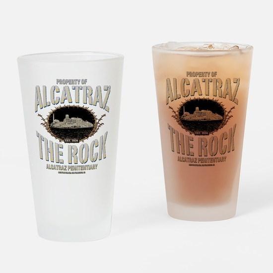 PROP_OF_ALCATRAZ Drinking Glass