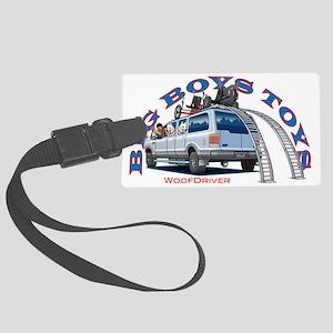BigBoysToys100 Large Luggage Tag