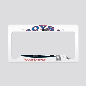 BigBoysToys100 License Plate Holder