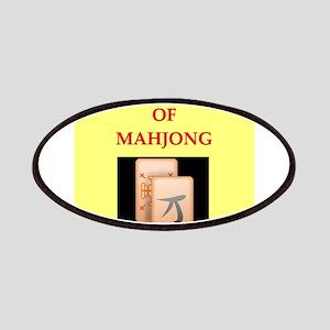 mahjong Patches