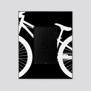 Black and White Bike Picture Frame