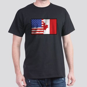 USA/Canada Dark T-Shirt