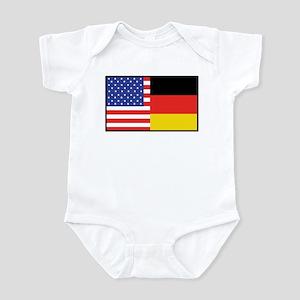 USA/Germany Infant Bodysuit