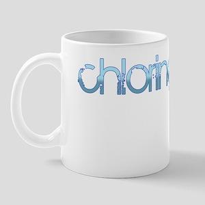 chlorine junkie copy Mug
