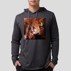 The sweet sad clown Long Sleeve T-Shirt