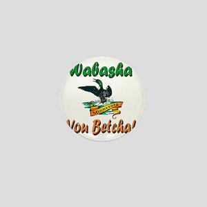 WabashaMinnesotaLoon Mini Button