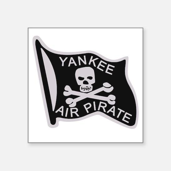 """yankee_air_pirate Square Sticker 3"""" x 3"""""""