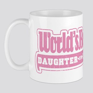 """World's Best Daughter-in-Law Mug"