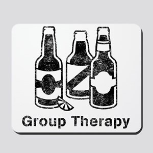 3 beers.trans Mousepad