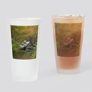Home Sweet Home Cabin Drinking Glass