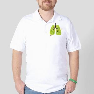 paru2-cut Golf Shirt