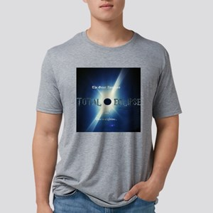 Total Eclipse 2017 Genuine Photo T-Shirt