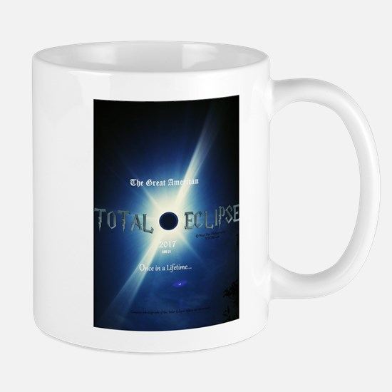 Total Eclipse 2017 Genuine Photo Mugs