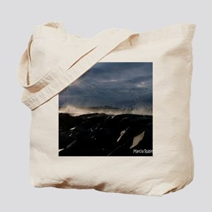 angry erie Tote Bag