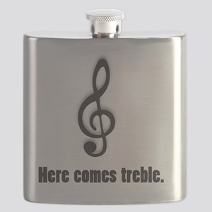 treble Flask