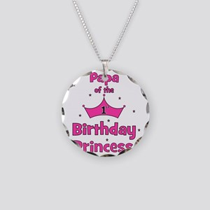 ofthebirthdayprincess_papa Necklace Circle Charm