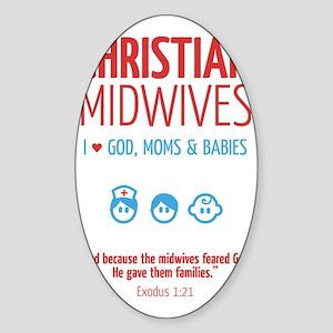 ilovebabies Sticker (Oval)