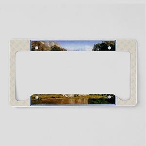 1 JAN JANMOT - INNOCENCE T License Plate Holder