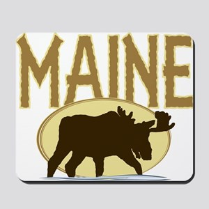 MaineMoose Mousepad