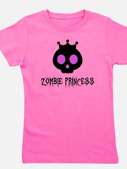 Skull Princess Girl's Tee