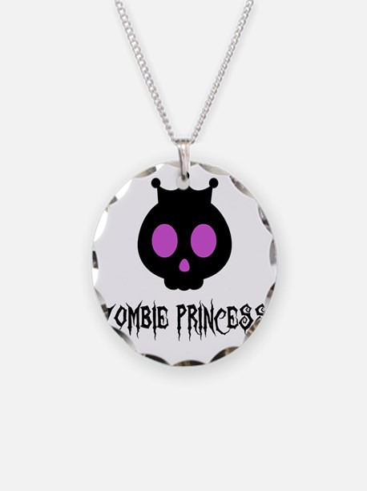 Skull Princess Necklace