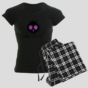 Skull Princess Women's Dark Pajamas