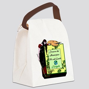 2011 Canvas Lunch Bag